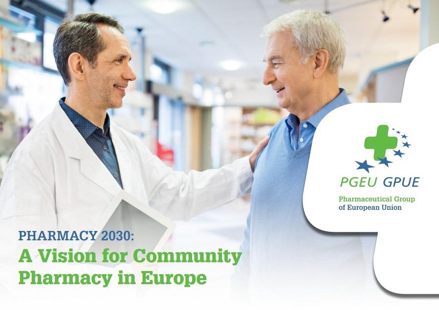 Wizja farmacji aptecznej według PGEU
