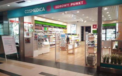 Zdrowy Punkt – nowe oblicze sieci Cosmedica