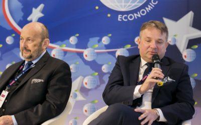 Debata dot. programów propacjenckich podczas V Europejskiego Kongresu Samorządów w Krakowie
