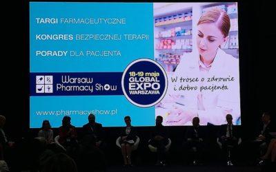 Uczestnicy Warsaw Pharmacy Show o opiece farmaceutycznej