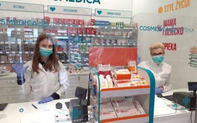Sieć Cosmedica wprowadza system ochrony zdrowia pracowników i pacjentów