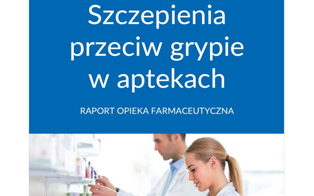 Ogólnopolski Program Zwalczania Grypy: Potrzebne szczepienia w aptekach