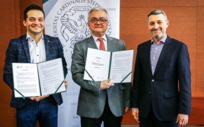 Sieć aptek Gemini i UKSW nawiązały współpracę