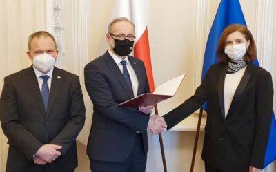 MZ: Ewa Krajewska powołana na stanowisko Głównego Inspektora Farmaceutycznego