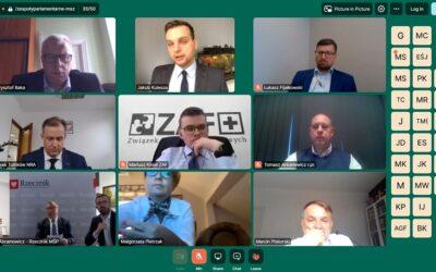 Kolejne posiedzenie zespołu parlamentarnego ws. rynku aptecznego