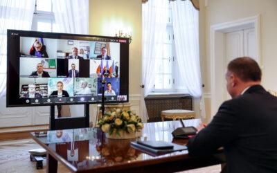 Spotkanie Prezydenta RP z przedstawicielami Związku Pracodawców Aptecznych