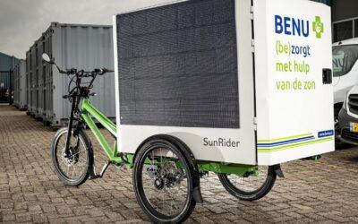 Holandia: mobilna apteka na rowerze solarnym dostarczy leki do klienta