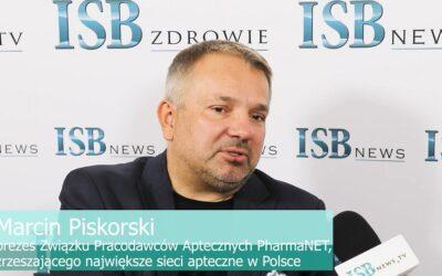 Rozmowa na FE w Karpaczu na temat usług w aptekach